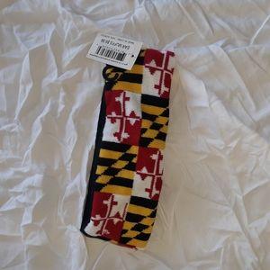 Other - Maryland flag headband ear Muffs